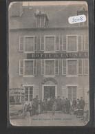 Cpa 2008 Ussel Hôtel De L'agneau - état ! - Ussel