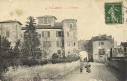 PALAMINY  Le Chateau Animée RV - Otros Municipios