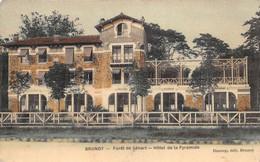 ¤¤  -  BRUNOY   -   Forêt De Sénart  -  Hôtel De La Pyramide    -  ¤¤ - Brunoy