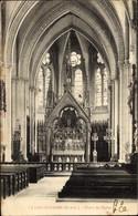 CPA Le Lion D'Angers Maine Et Loire, Choeur De L'Eglise - Altri Comuni