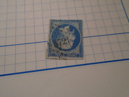 ALGERIE FRANCAISE ( Constantine)   -     IND/5     -    Petit  Chiffre    3721     -   TP  N° 14 - 1849-1876: Classic Period