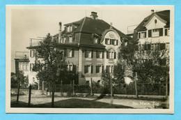 Zug - Sta. Maria 1938 - ZG Zug