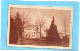 SEINE-PORT  -  MAISON BROQUETTE . CARTE AFFR AU VERSO LE 11 JUIN 1946 . 2 SCANES - Other Municipalities