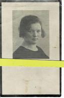 Bertha De Backer O Schoorisse  1908  + Segelsem 1929 - Images Religieuses