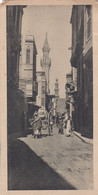 Small Postcard Of A Cairo Street,Cairo,Egypt,Y127. - El Cairo