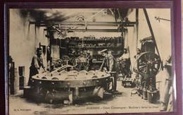 Cpa 89 AUXERRE.- Usine Commergnat,Machine à Ferrer Les Roues - Auxerre