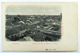 RAVENNA - Panorama Da S. Maria In Porto - Ravenna