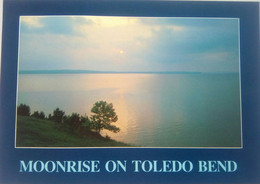 Moonrise On Toledo Bend - Other