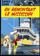 En Remontant Le Mississipi - Lucky Luke