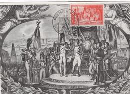 LEGION D'HONNEUR (Yvert N° 997) Carte Maximum 1er JOUR / 1954 - 1950-59