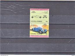TUVALU NANUMEA 1984 VOITURES HISPANO-SUIZA  Michel 41-42 NEUF** MNH - Tuvalu (fr. Elliceinseln)