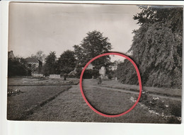 Lanaeken / Lanaken : Missieschool --- Tuin Met Grot - Lanaken