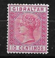 Gibraltar  N° 23   Neuf * B/TB      Voir Scans  Soldé  Le Moins Cher Du Site  ! ! ! - Gibraltar