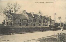 - Côtes D Armor -ref- D363- Ploubalay - La Gendarmerie - Gendarmeries - Justice - Batiments Et Architecture - - Sonstige Gemeinden