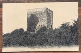 RIEX - BOURG EN LAVAUX: TOUR DE GOURZE 1909 - VD Vaud