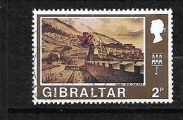 Gibraltar  N° 245      Oblitéré      B/TB      Voir Scans  Soldé  Le Moins Cher Du Site  ! ! ! - Gibraltar