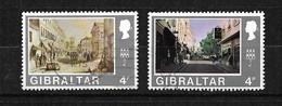Gibraltar  N°251  Et 252      Oblitérés      B/TB      Voir Scans  Soldé  Le Moins Cher Du Site  ! ! ! - Gibraltar