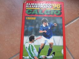 ALMANACCO ILLUSTRATO Del CALCIO 1996 Edizioni Panini Cartonata Copertina Foto Gianfranco ZOLA Soccer Football - Non Classificati