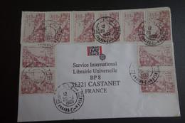 Lettre De ANNABA MARSA - Storia Postale