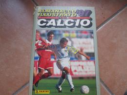 ALMANACCO ILLUSTRATO Del CALCIO 1997 Edizioni Panini Cartonata Copertina 56°VOLUME  Soccer Football - Non Classificati