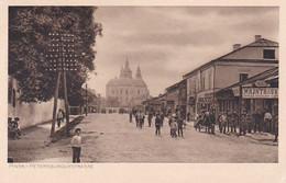 253720Pinsk, Petersburgerstrasse. (FELDPOSTKARTE 1916) - Weißrussland