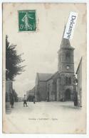 LAPLEAU (19) - L'Eglise - Other Municipalities