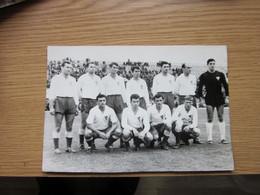 Football Finale Kupa Jugoslavije  OFK Beograd Spartak Tim Spartaka 4-1 18x12 Cm Cm - Unclassified