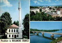 BOSANSKA DUBICA,BOSNIA OLD POSTCARD - Bosnië En Herzegovina