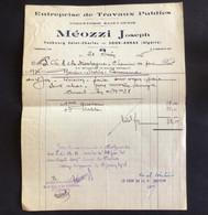 Algérie: Facture Commerciale à Entête Judaïca - Souk-Ahras 1938 - Ambachten