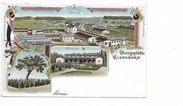 Gruss Von Truppen Ubungsplatz Elsenborn - Elsenborn (camp)
