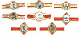 Reclame: Horeca - Cigar Bands