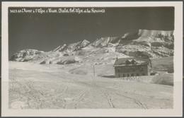 CPA - L'hiver à L'ALPE D'HUEZ - Chalet Bel'Alpe Et Les Rousses - Otros Municipios