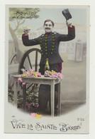 Sainte Barbe - Pompier - Soldat - Homme - Fantaisie - Andere