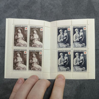 ⭐ Carnet CROIX-ROUGE 1953, Timbres NEUFS** - Excellent État Sans Charnières Vigée-Lebrun Louis Le Nain ⭐ - Red Cross