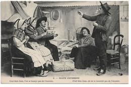 """L100H159 - Noste Ouvergne - """"C'est Bien Jean, On Ne Se Lasserait Pas De L'écouter"""" - Hirondelle N°6 - Personaggi"""