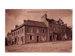 Bourbriac La Poste 1937 - Other Municipalities