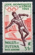 RC 20108 WALLIS ET FUTUNA COTE 25€ PA N° 21 JEUX OLYMPIQUES DE TOKYO NEUF ** MNH TB - Ungebraucht