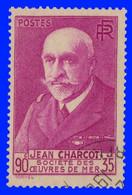 France - Charcot N° 377A  Légère Oblitération  Bon état - Non Classificati