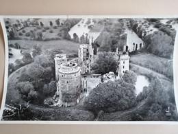 -Plédéliac(Cotes D'Armor)-Le Chateau De La Hunaudaye- - Lugares