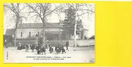 GERMIGNY Des PRES L'Eglise Côté Midi (Bois) Loiret (45) - Sonstige Gemeinden