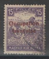 Hongrie - YT 9 Oblitéré - 1919 - Used Stamps