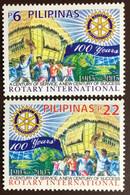 Philippines 2005 Rotary MNH - Filippine