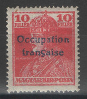 Hongrie - YT 23 * MH - 1919 - Used Stamps
