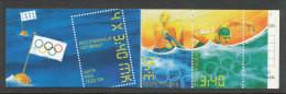 FINLANDE - 1996 - CARNET  YT C1313 - Facit H32 - Neuf ** MNH - Jeux Olympiques - Markenheftchen