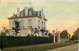 Belgique - Péruwelz - Château Debay - Péruwelz