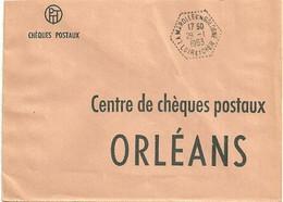 LOIR Et CHER - Dépt N° 41 = LA MAROLLE En SOLOGNE 1963 / Agence Postale = CACHET Hexagonal Pointillé F6 - Bolli Manuali