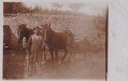 JUVILLE  - MOSELLE - (57) - CARTE-PHOTO ANIMEE 1917. - Andere Gemeenten