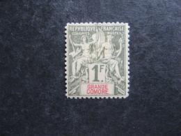 Grande Comore :  TB N° 13, Faux Fournier. Neuf X . - Neufs