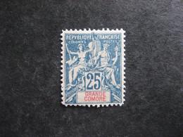 Grande Comore:  TB N° 16, Faux Fournier. Neuf XX . - Neufs