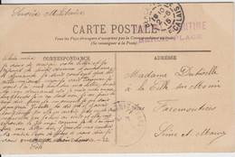 PAS DE CALAIS CP 1915 BERCK FM HOPITAL MARITIME / BERCK-PLAGE - 1877-1920: Semi-moderne Periode